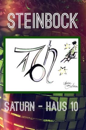 ASTRO-Art Gutschein Steinbock
