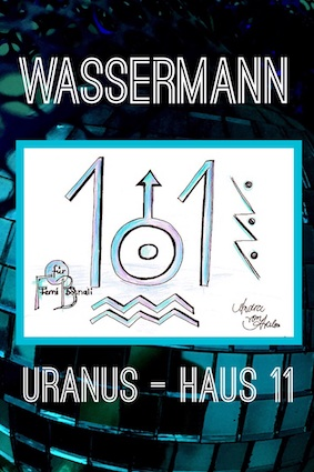Astro-Art Wassermann